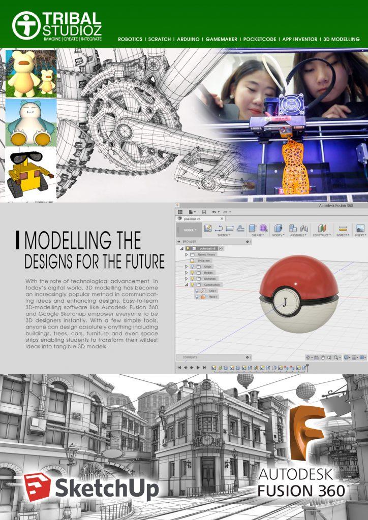 3D Modelling1